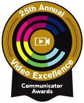 Communicator Award Video Excellence