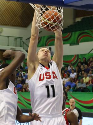 Photo: USA Basketball