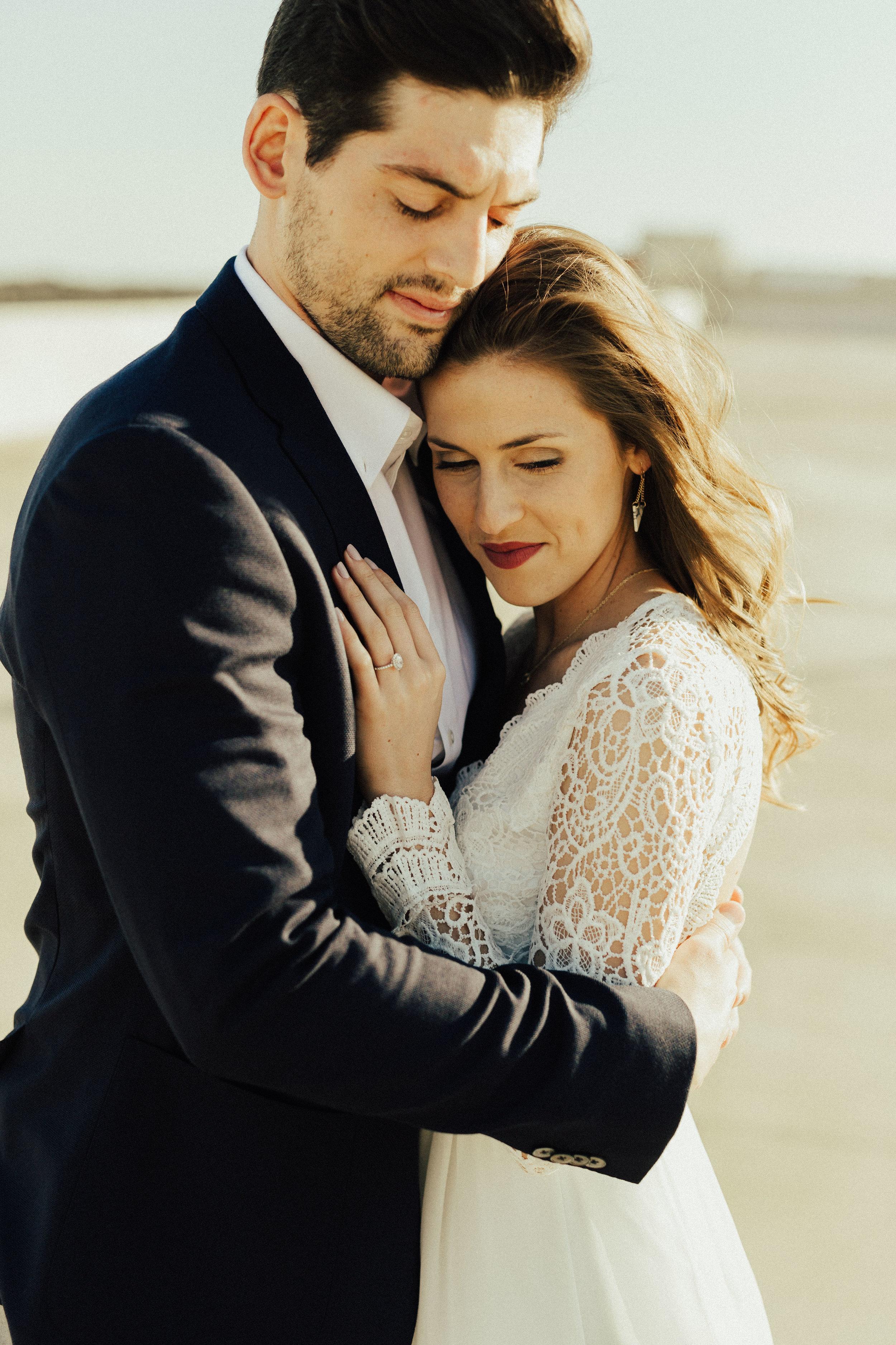 Morgan + Christian | Engagements | Austin, TX skyline & Emma Long Metropolitan Park-16