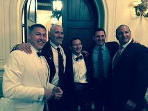 Piedmont Orthopedic Society Awards Dinner 2015