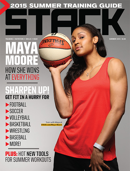 Don't mess with Maya...or Tommy John surgery. Read why in Dr. Monto's latest scoop.