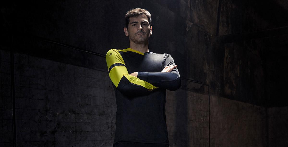 Iker Casillas is still a badass.