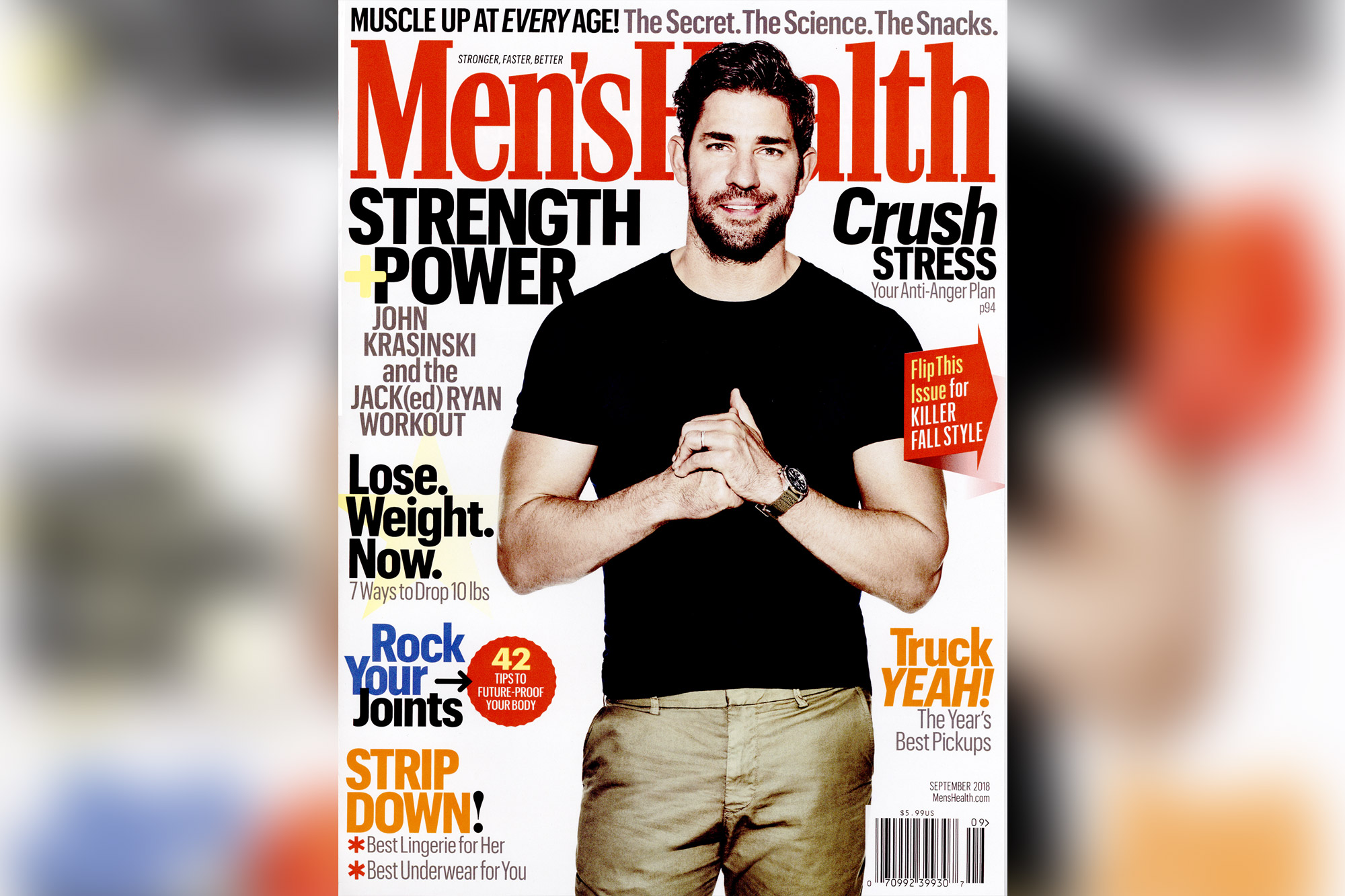 Quick weight loss mens health