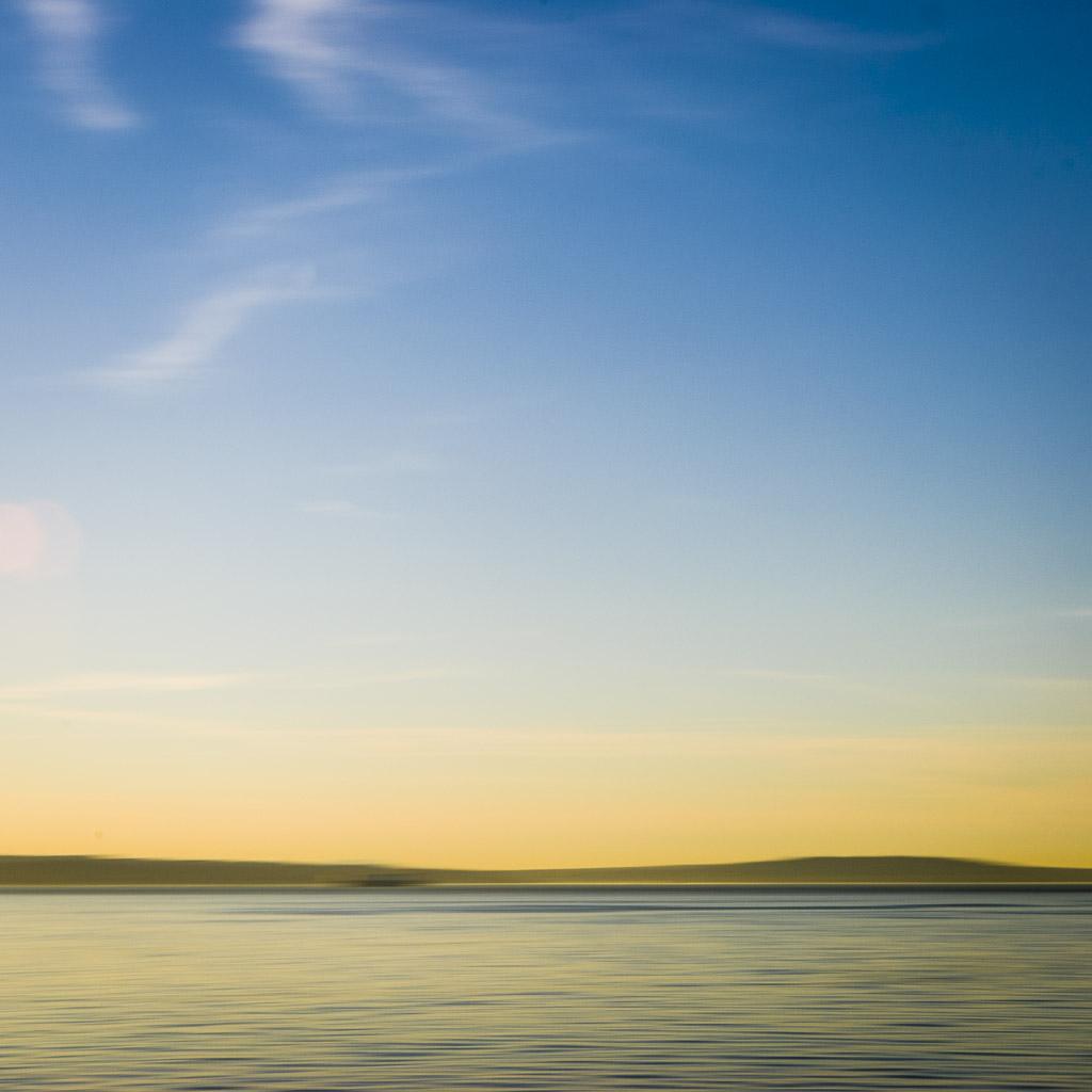 Sunset on Puget Sound
