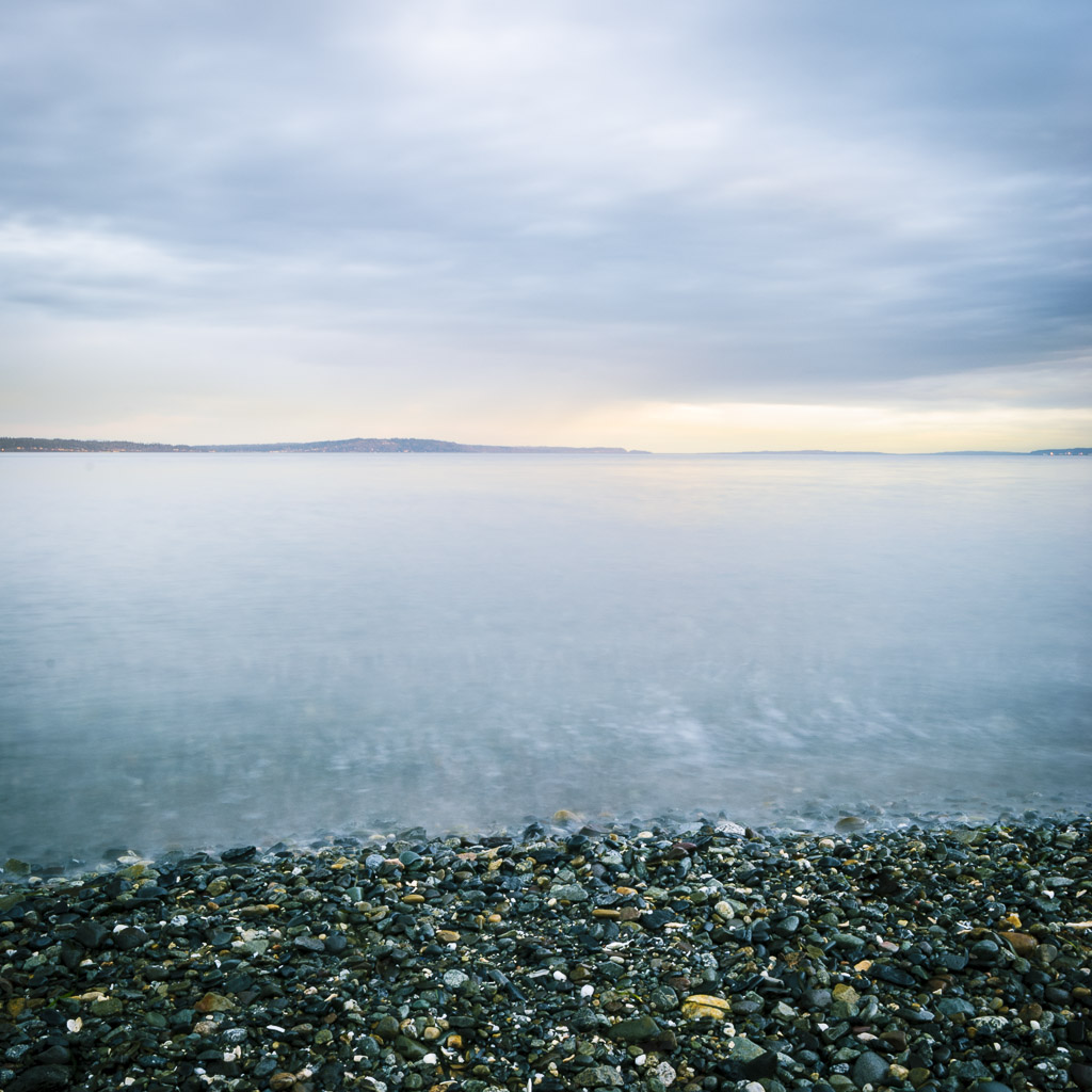 Morning on Puget Sound