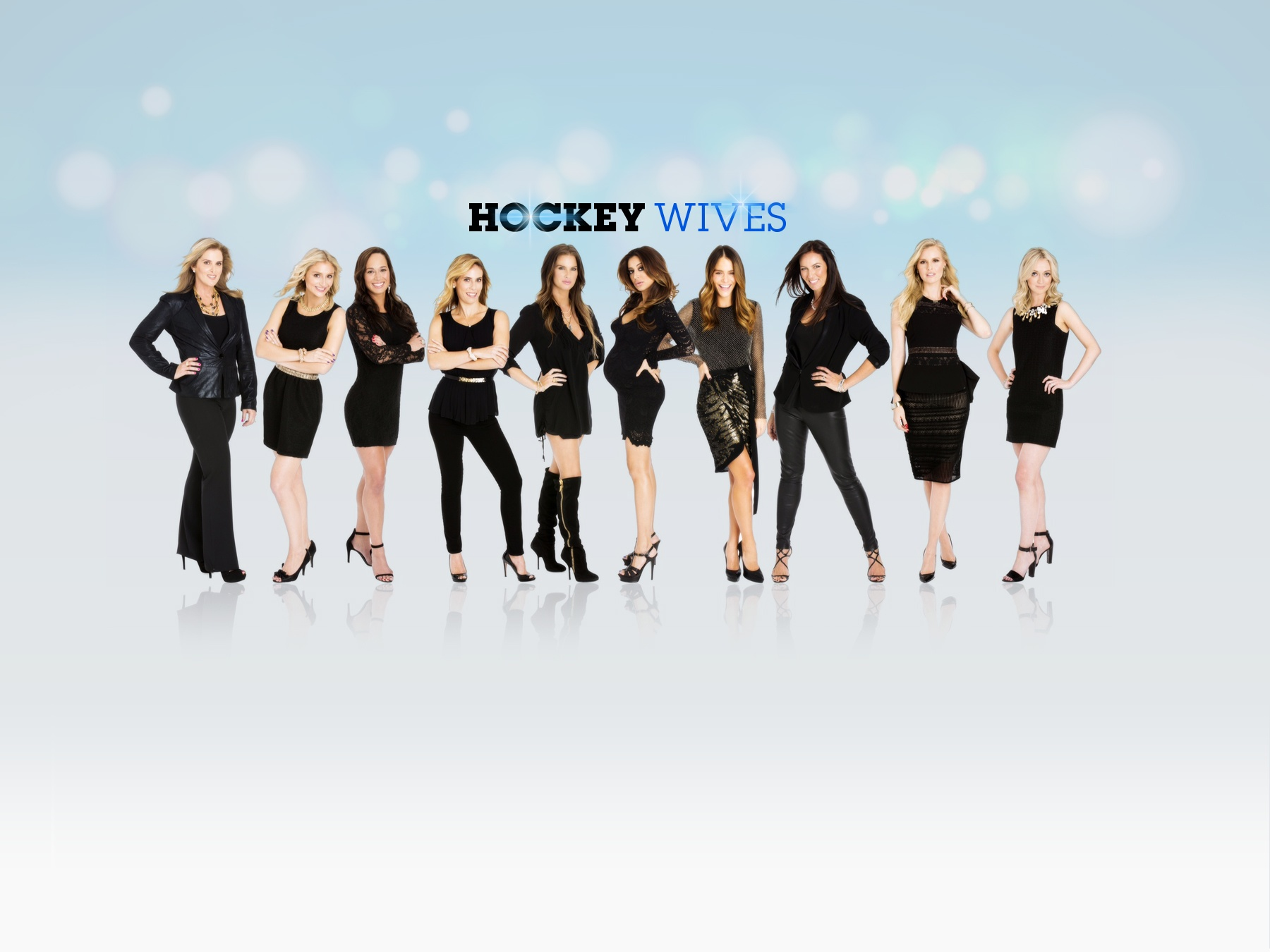 Hockey Wives on W Network