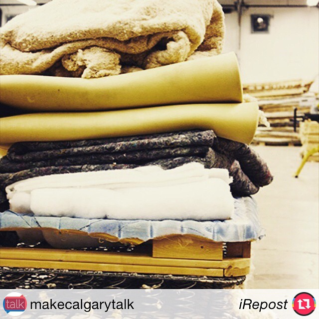 "#iRepost @makecalgarytalk with @irepostapp: ""Did you know your mattress is recyclable? Check out @rematt_inc on the blog."" #Repost #RT"