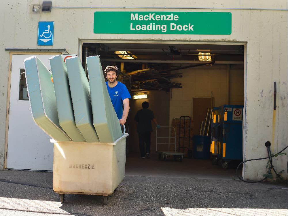 UAlberta Mattress Recycling