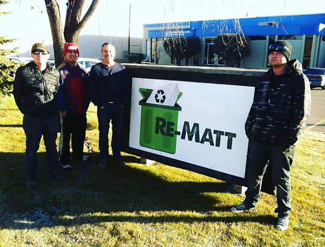 FRIYAY! We are proud to announce that it's our 1 year anniversary and we have recycled 16,372 mattresses to date!! We are so thankful for all the support and efforts from #Alberta and we can't wait to double that number this year! Happy 1st Birthday Re-Matt!! #1YearOld #MattressRecycling #YYC #AB #Green