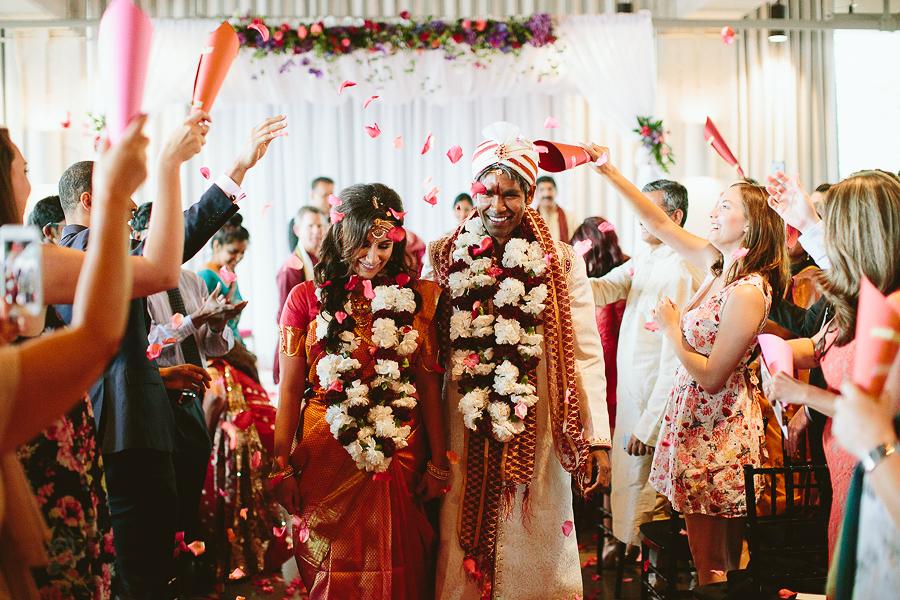 Bianca + Varun    Portland Hindu Wedding    Portland, OR