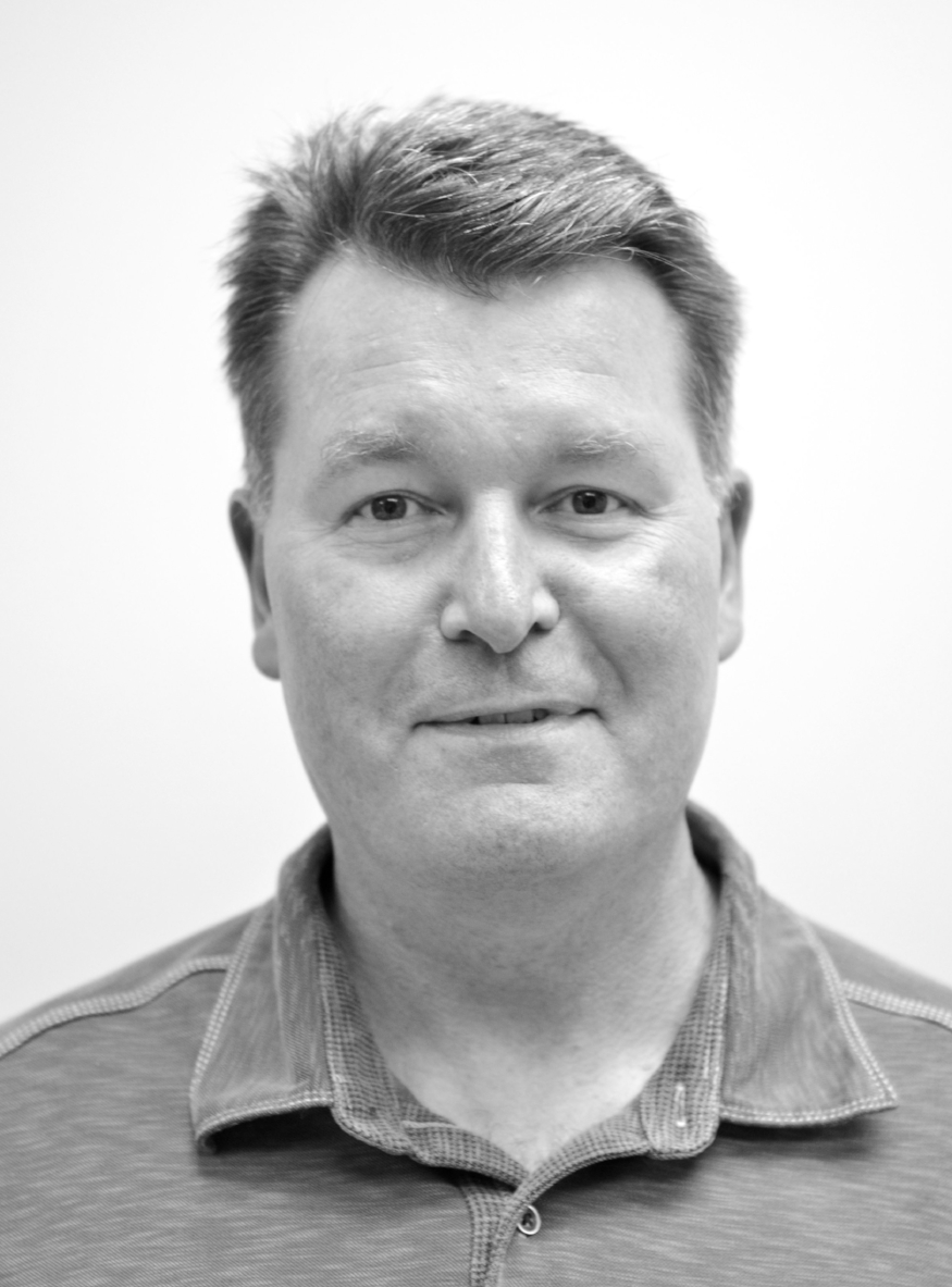 Steve Laidlaw  Technical Services Manager