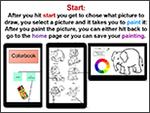 Colorbook    Rachel Dunphy, Patrick Rueben-Cleveland   North Central High School, Spokane