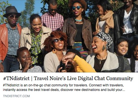 An on-the-go travel community. Connect with travelers, access travel deals, and discover new destinations.