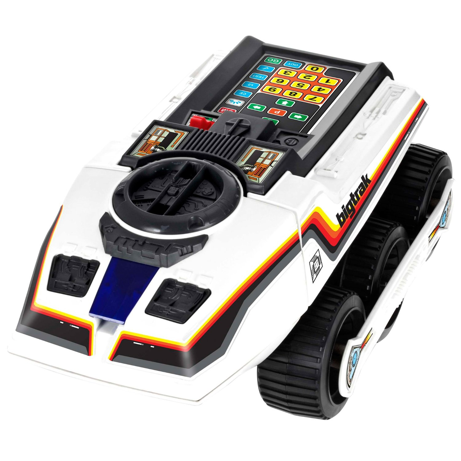 Big Trak — technology rover