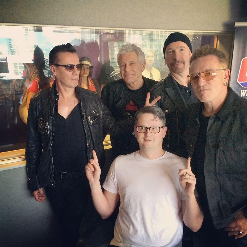 Jeremy Baker & U2