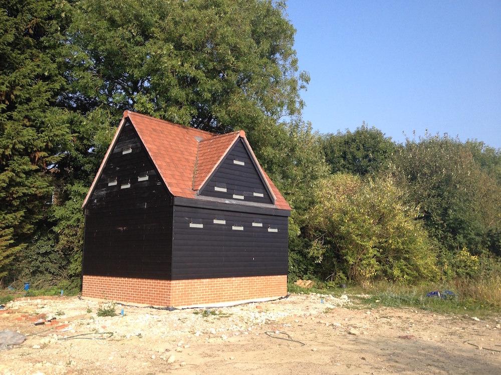 Building built for bats