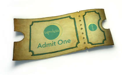 click ticket to be taken to the Tapocketa theatre to see our trailer for Galdo's Gift