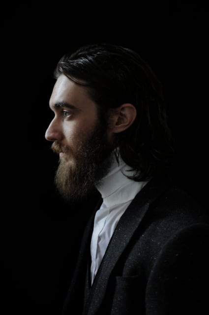 Keaton Henson   photo by Sophie Harris-Taylor
