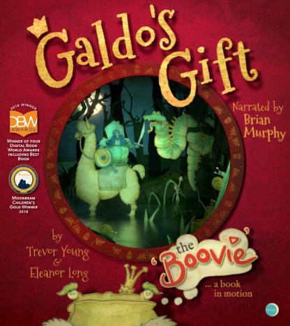 Galdo's Gift: The Boovie book cover