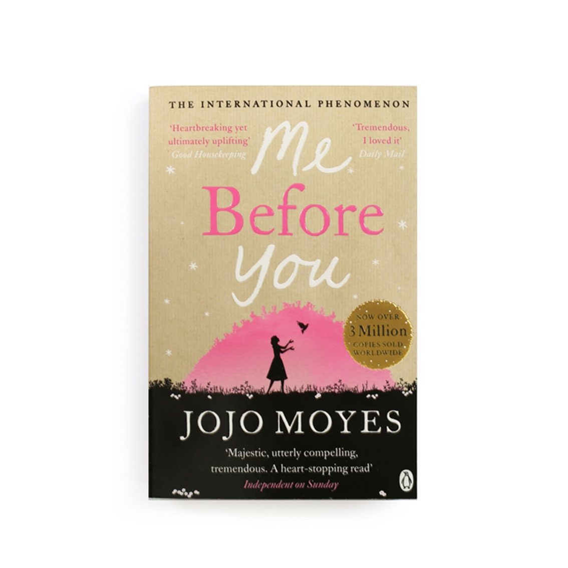 Me Before You by Jo Jo Moyes