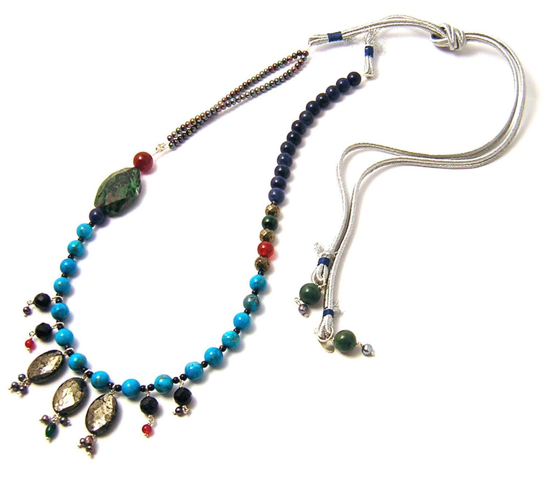 Katherine Bree maharajah long necklace blue.jpg