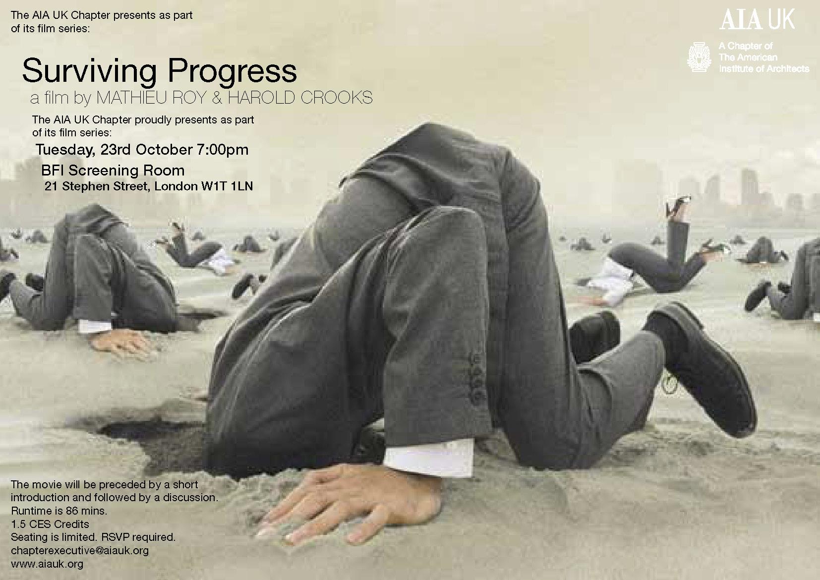 Surviving Progress Film Night