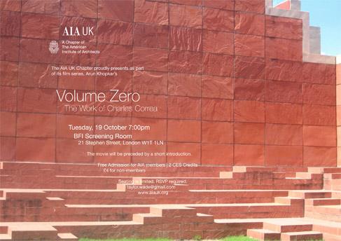 Volume Zero Film Night