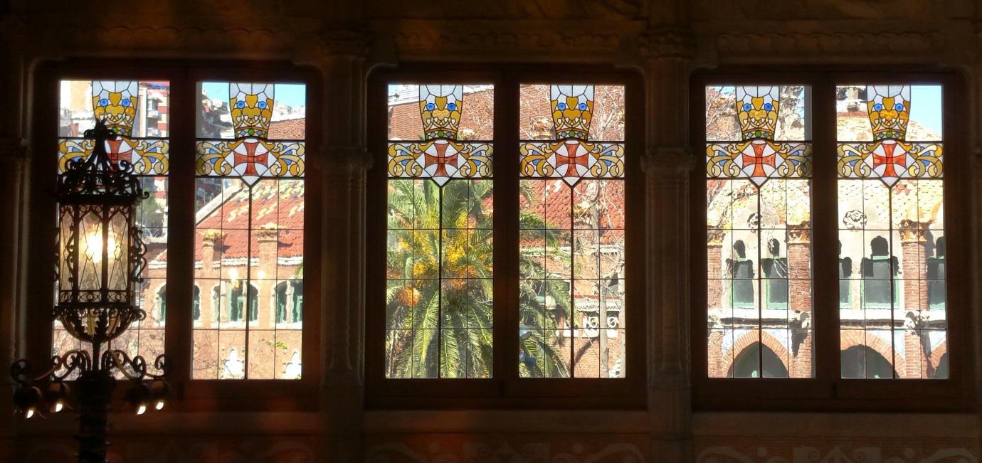 The Hospital Sant Pau