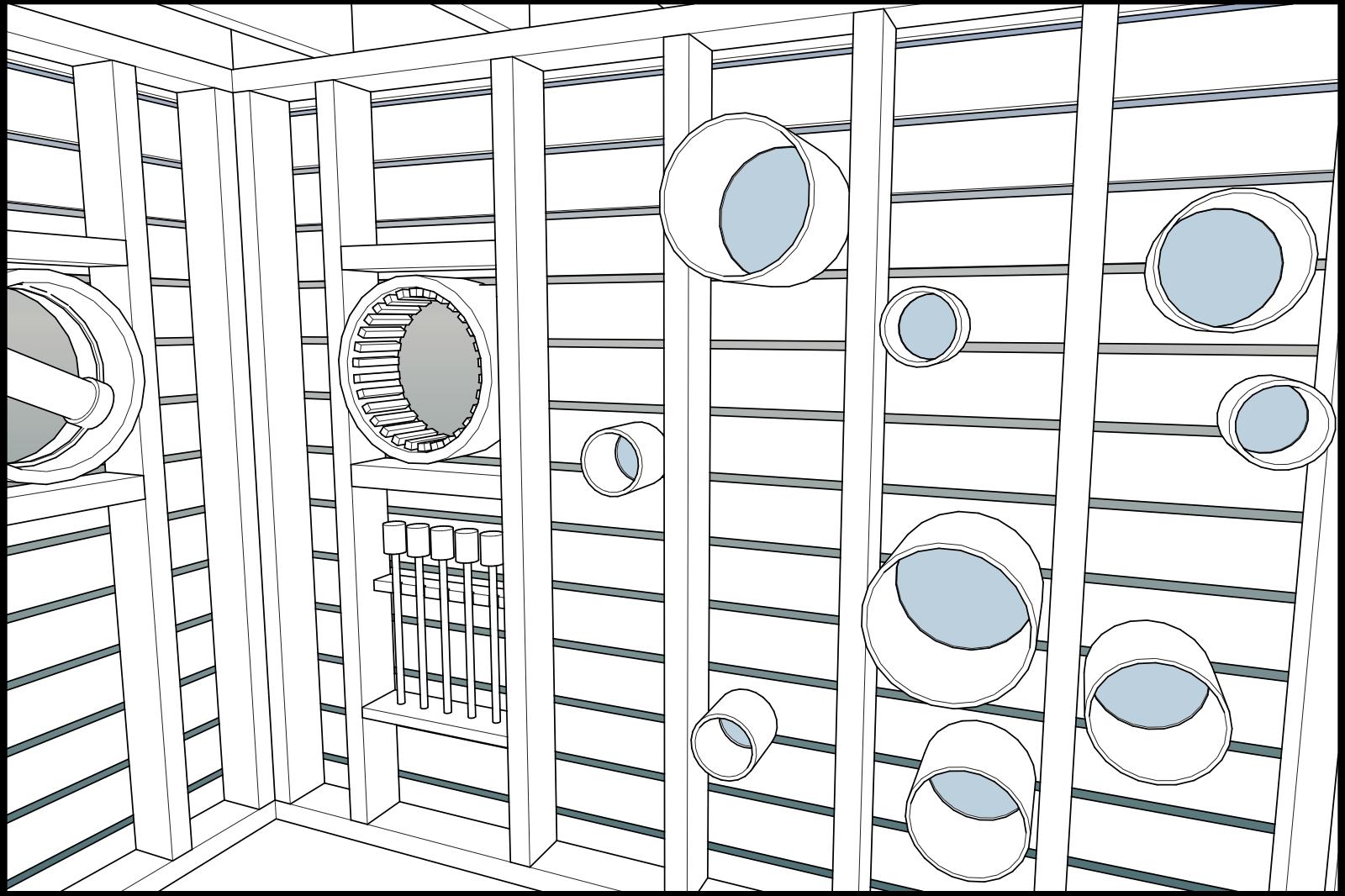 Photo Credits: Boy at Xylophone by DallasCASA / Screenshots of 3D Model by SketchUp