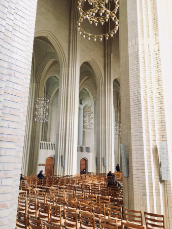 Klimt's Grundtvigs Kirke… Photo Credit: L Korzilius FAIA