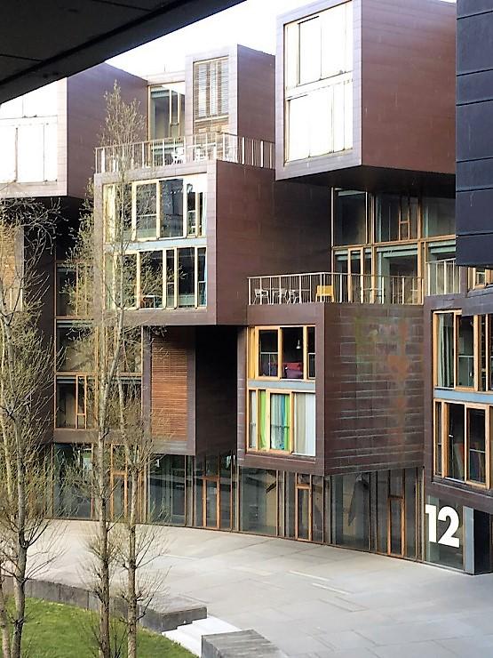 Lundgaard & Tranberg's Tietgen Student Housing Photo Credit: L Korzilius FAIA