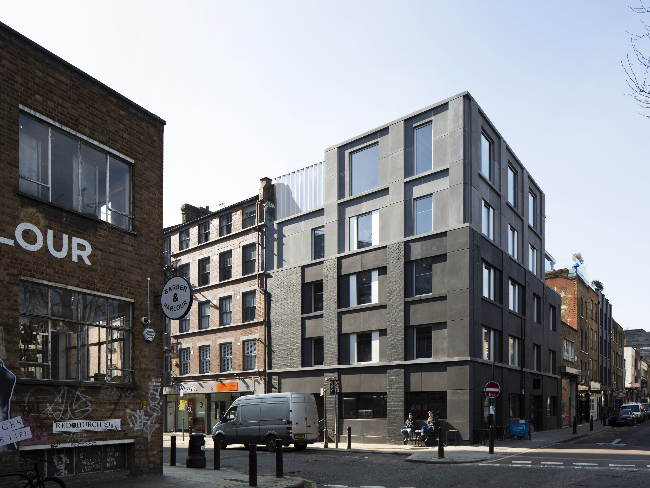 Redchurch Townhouse - Phase 1 Redchurch Corner before Phase 2_Lewis Khan.jpg