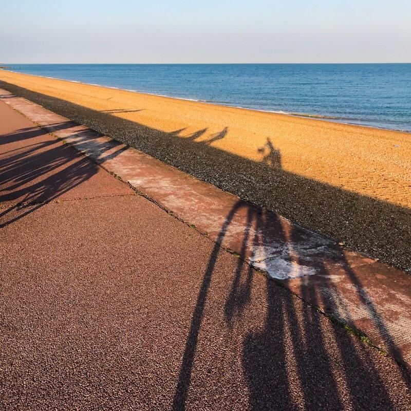 A long, often beautiful day… Photo Credit: B Hamilton, AIA