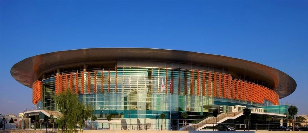 Sport Concepts' Turkish Arena, Ankara: Designed in the UK