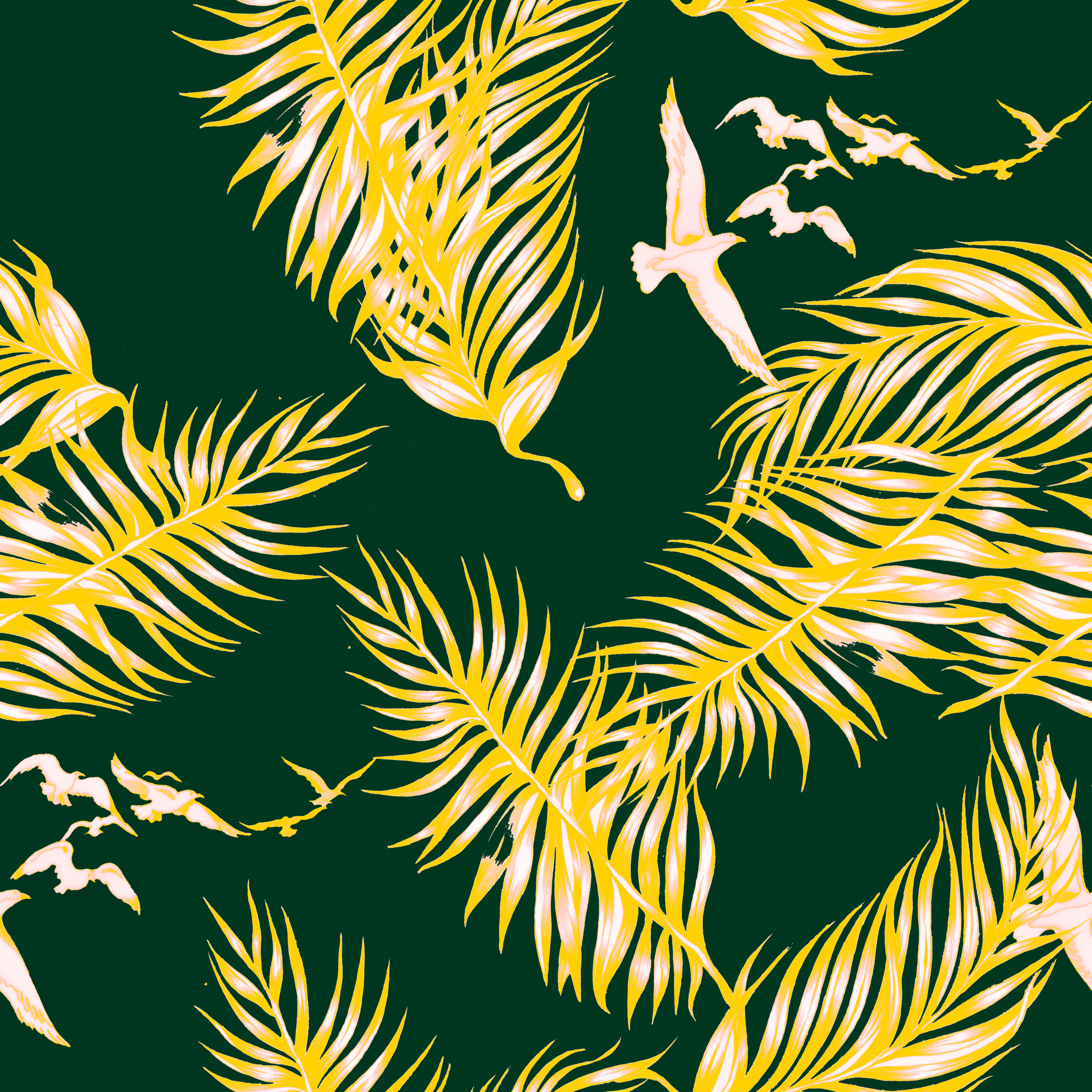 Palm pattern seamless 20 x 20_Green.jpg