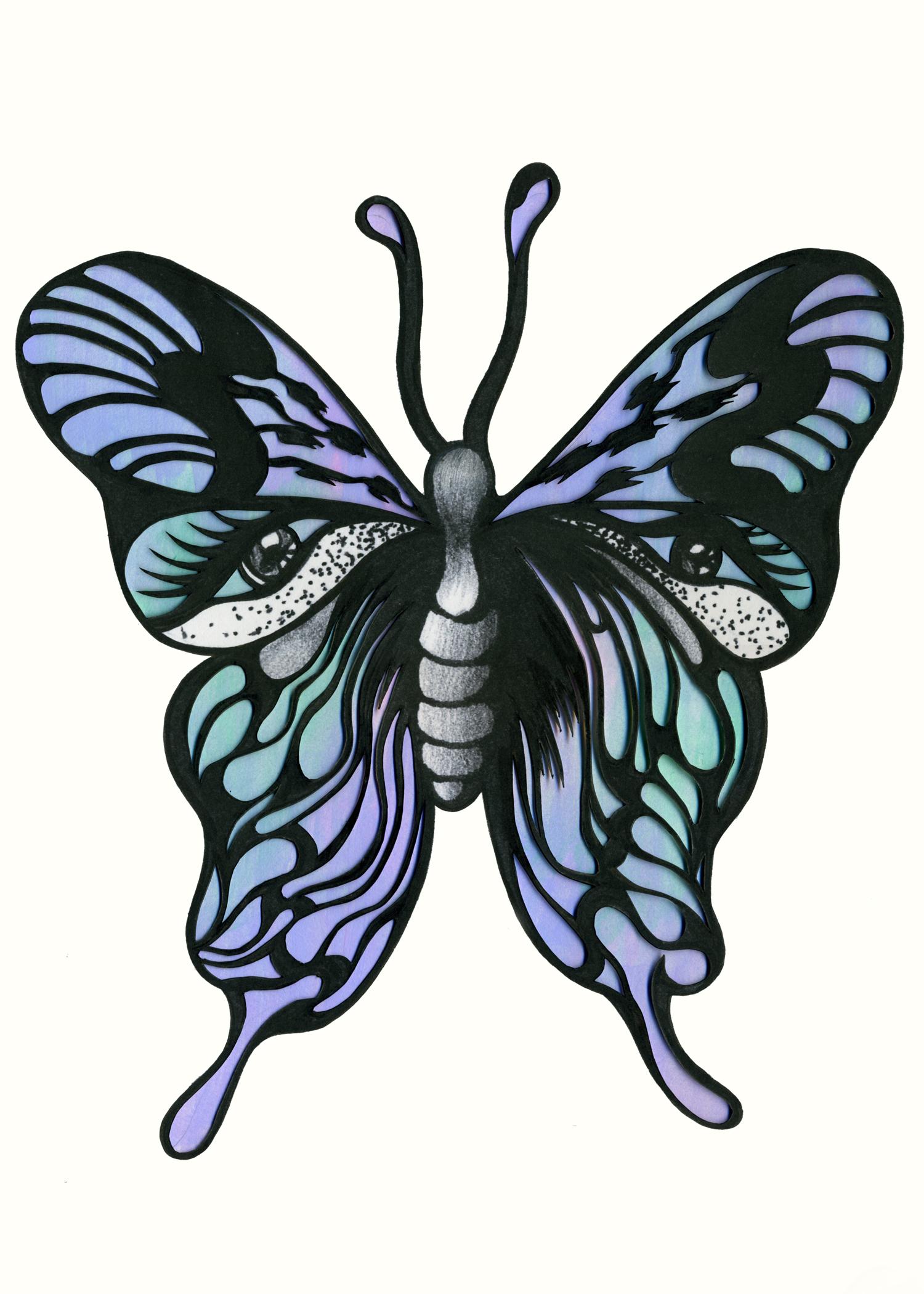 Butterfly (handpaint and papercut) copy.jpg