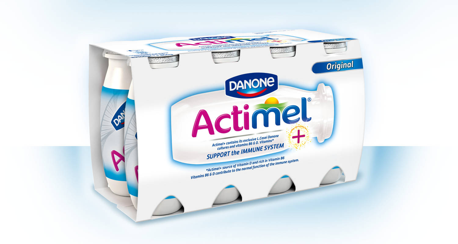 Danone by Mesh Design