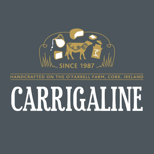 Brand identity and packaging design projects for Carrigaline