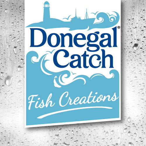 Packaging design projects for Donegal Catch