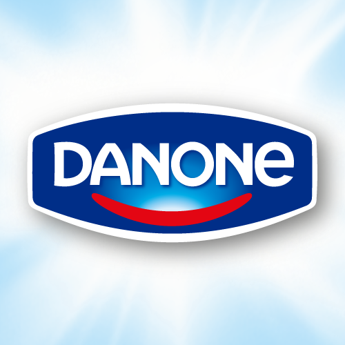 Packaging design projects for Danone