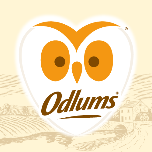Brand refresh and packaging design projects for Odlums