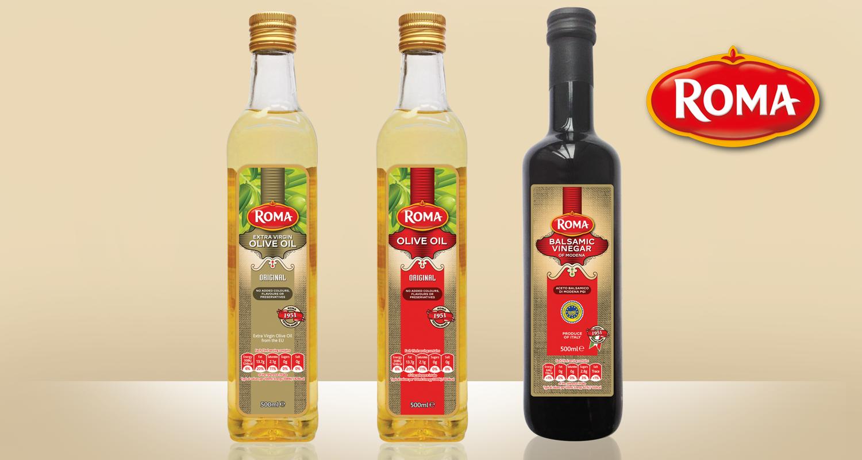 Roma Oils & Vinegar