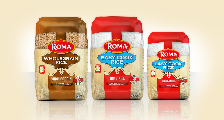 Roma Rice