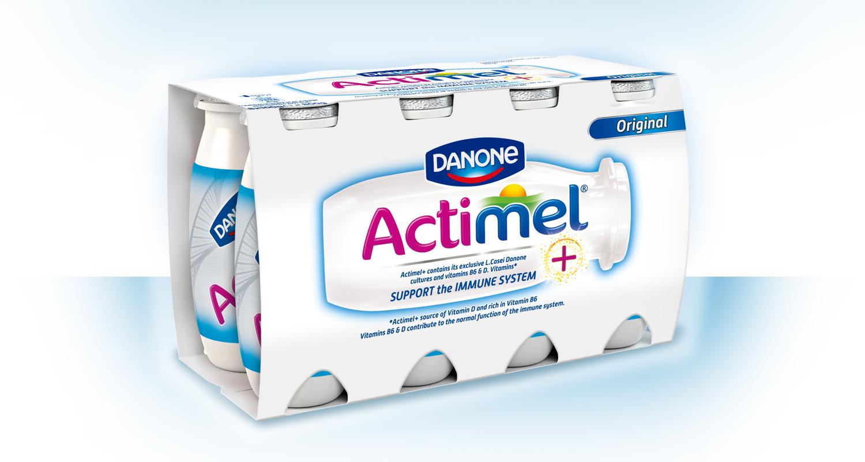 Danone Actimel 8-pack