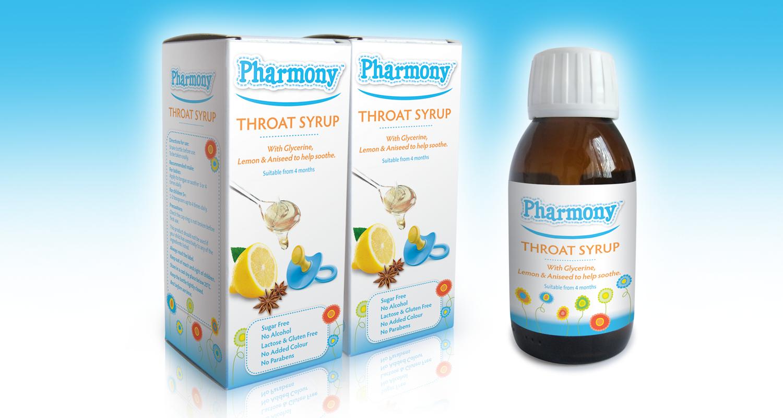 Pharmony Throat Syrup