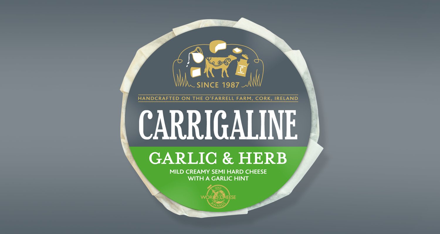 Carrigaline Garlic & Herb