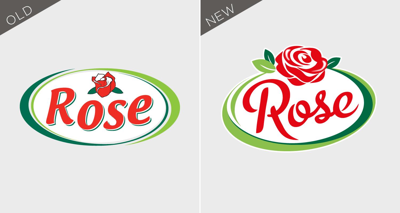 Rose Logo – Old/New