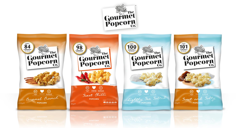 The Gourmet Popcorn Co.