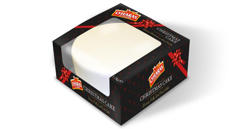 O'Haras of Foxford Christmas Cake