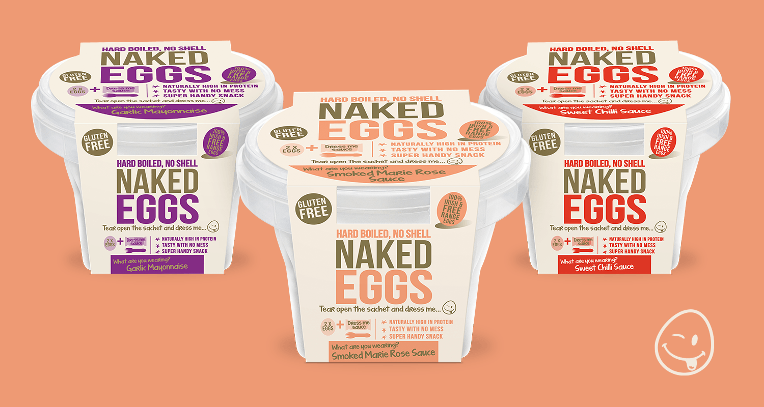 Golden Irish – Naked Eggs